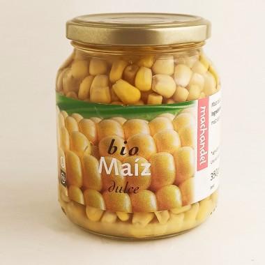 Maíz Dulce Tarro 350ml Machandel