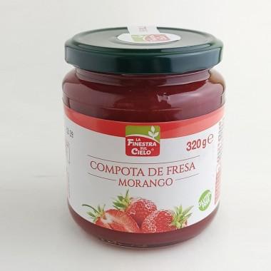 Compota Fresa 320gr La Finestra