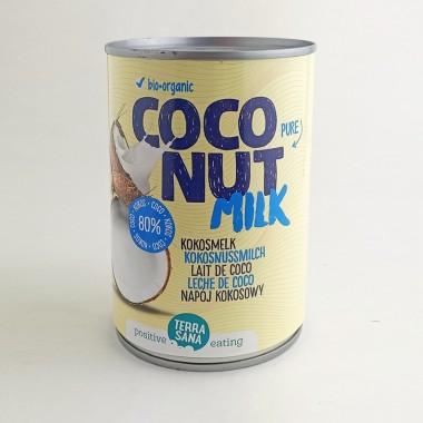Leche Coco 400ml Terrasana