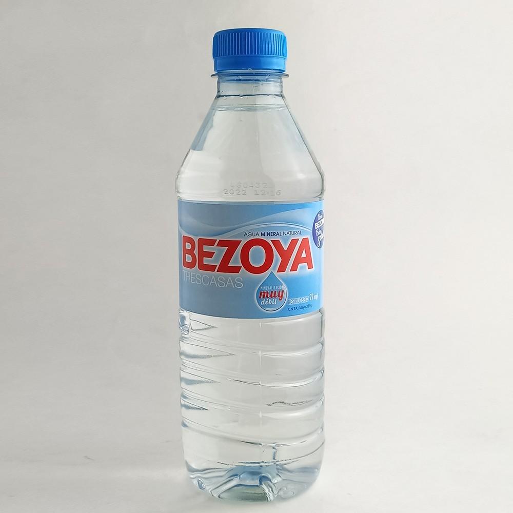 Agua Mineral 500ml Bezoya