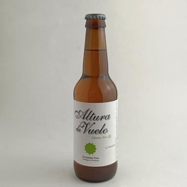 Cerveza Altura de Vuelo sin gluten