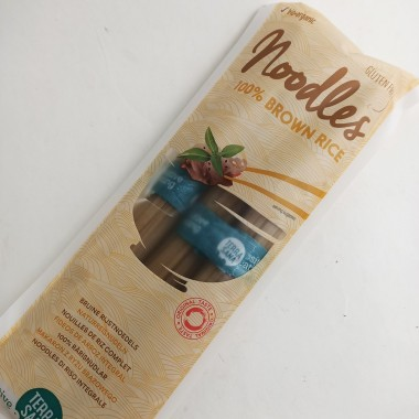 Noodles Arroz Integral 250gr Terrasana