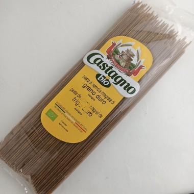 Espaguetis Integrales 500gr Castagno