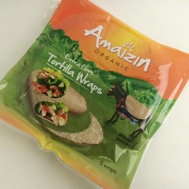 Wrap Tortilla Integral (fajitas)