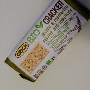 Cracker Sésamo y Romero Crich