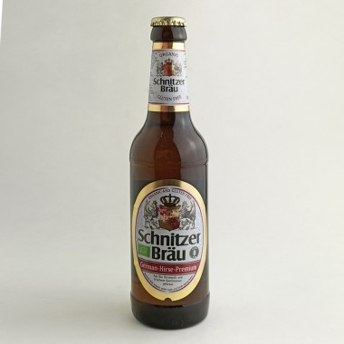 Cerveza Mijo sin Gluten