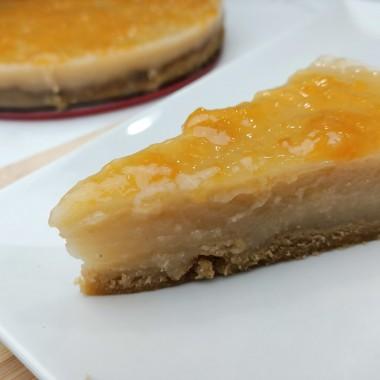 Tarta de Manzana Clásica -Porción