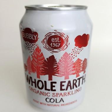 Refresco Cola 300ml Whole Earth sin azúcar