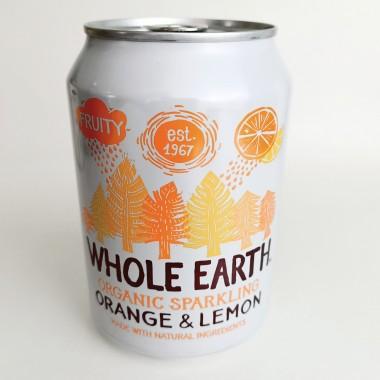 Refresco Limón 300ml Whole Earth